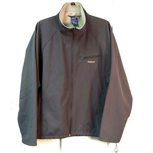 Reebok Zip Jacket Gray Grey Size XL